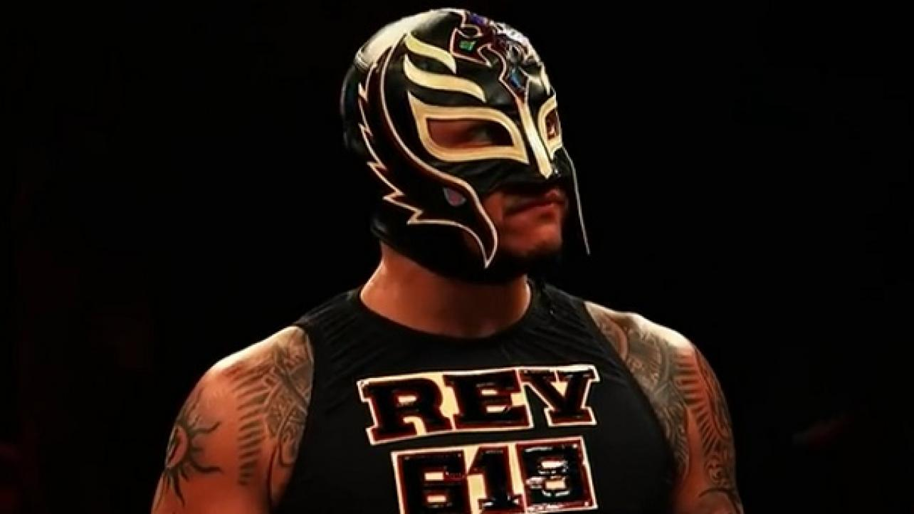Rey: Rey Mysterio Named Grand Marshal Of 49th Annual BAJA 500