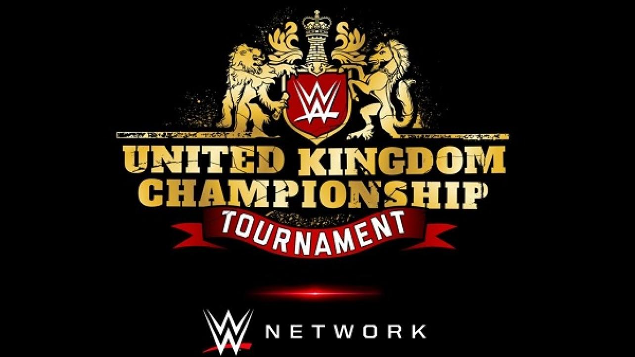 WWE U.K. Title Tournament Spoilers