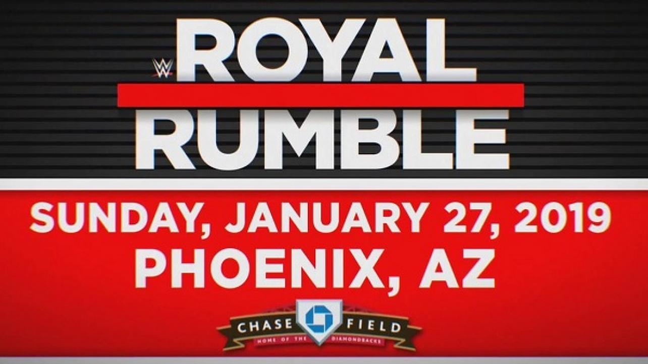 WWE Royal Rumble 2019: Current Lineup For First PPV Of New