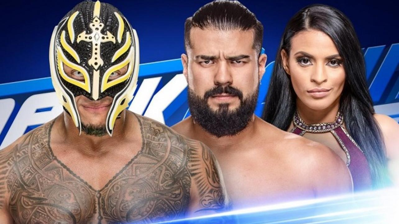 More WWE SmackDown Live Announcements For 1/22/2019