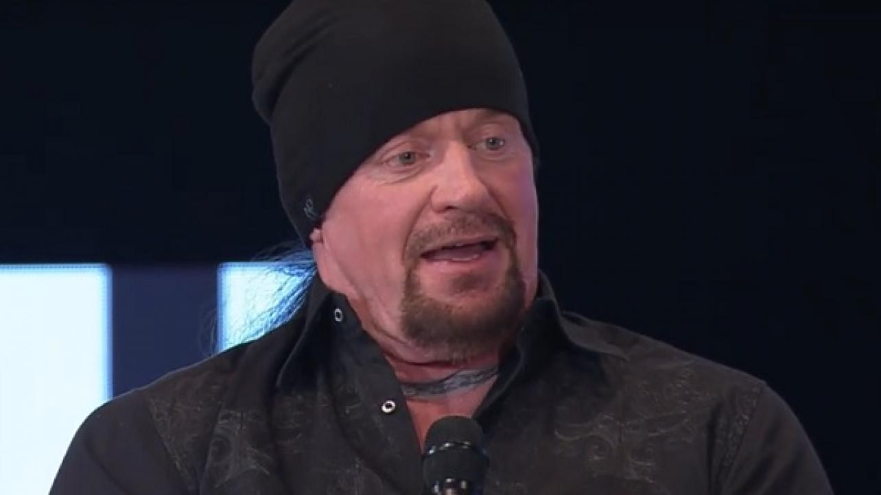 The Undertaker Explains How He Hooked Up With Michelle Mccool Video Ewrestling