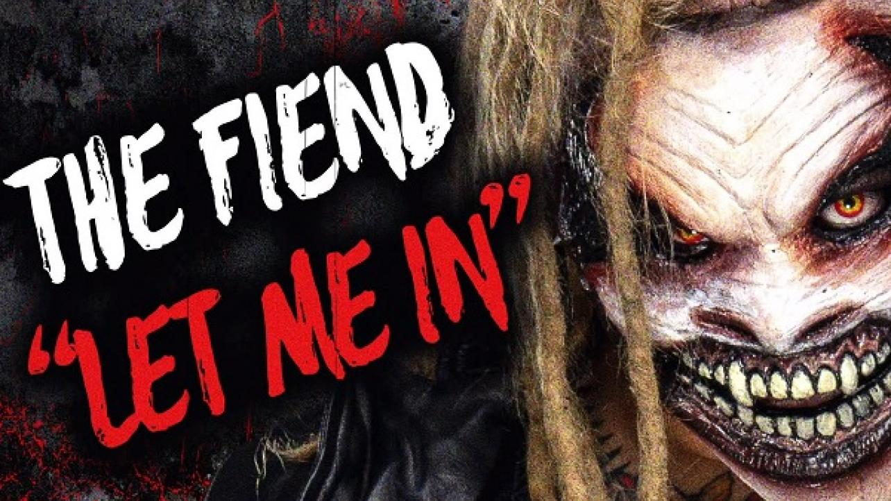 "Listen To ""The Fiend"" Bray Wyatt's New Official WWE Entrance Music"