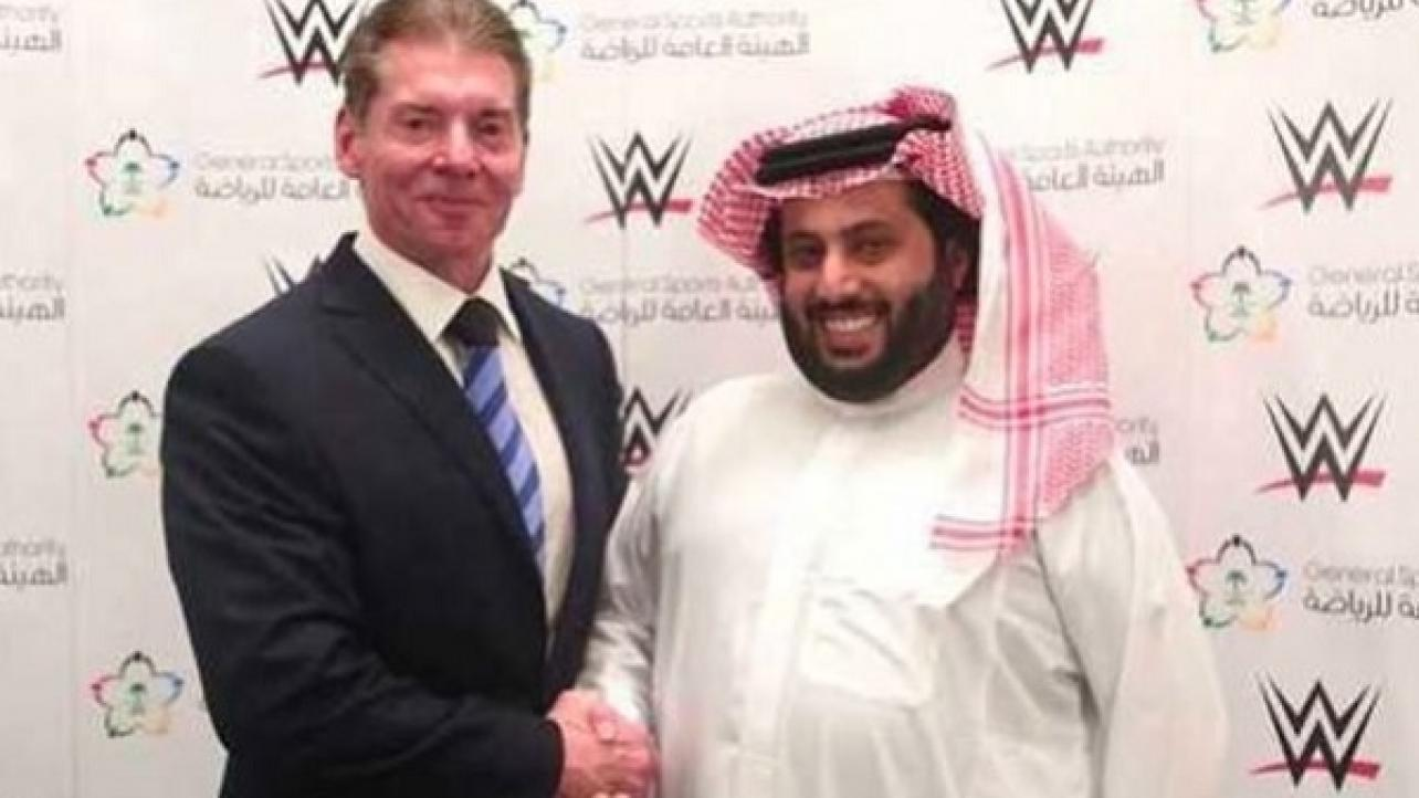 Backstage News On Affect WWE's Return To Saudi Arabia Is Having On Their Road Schedule