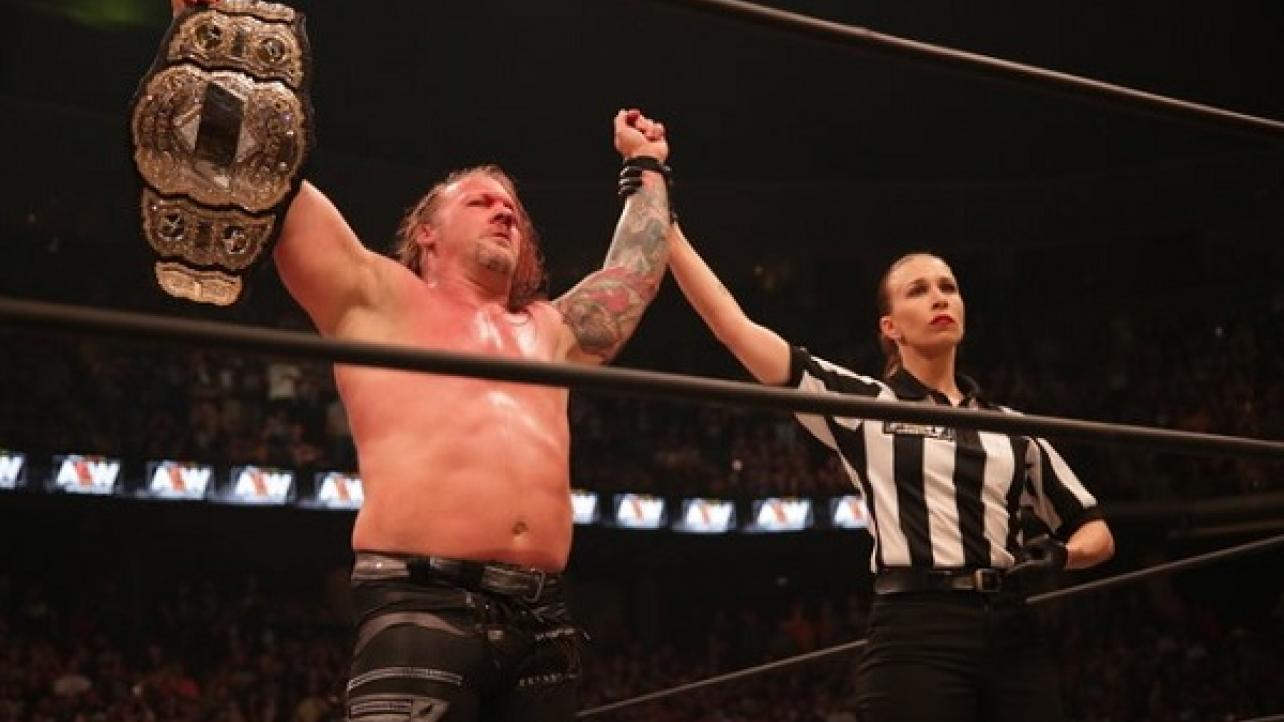 Chris Jericho Becomes First-Ever AEW World Champion At AEW ALL OUT 2019