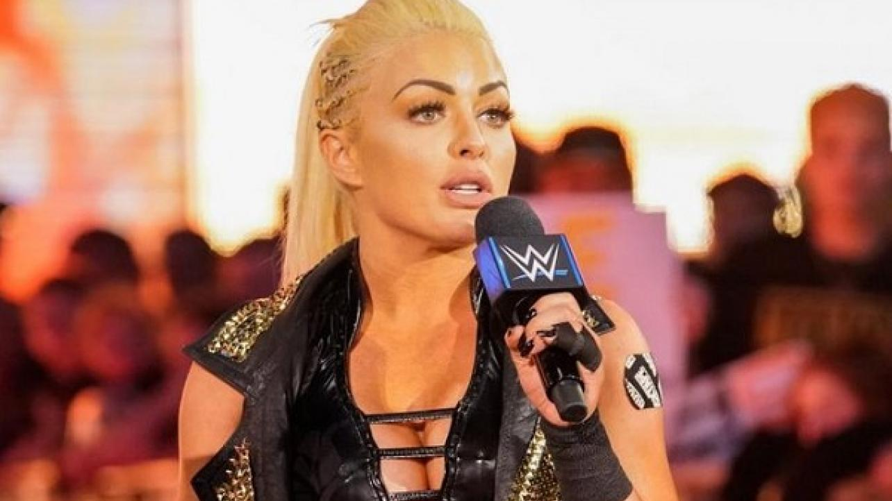 Mandy Rose Signs New 5 Year Contract With WWE