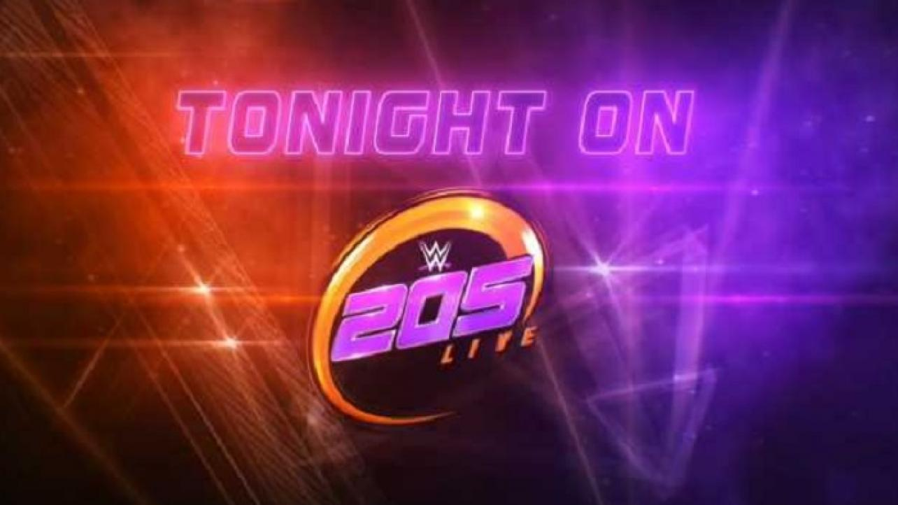 WWE 205 Live Preview For Tonight (3/27/2020)