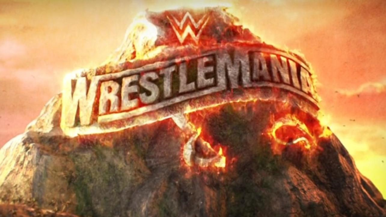 WrestleMania Updates