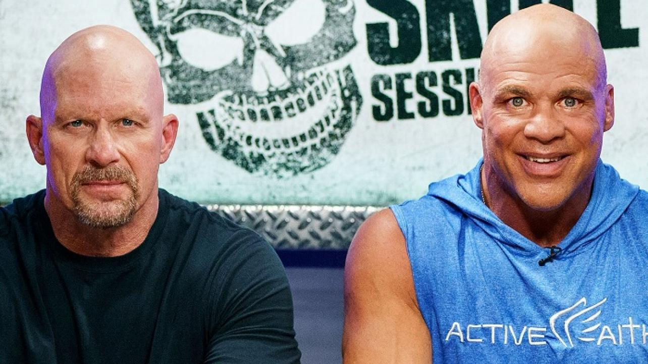 The Broken Skull Sessions With Stone Cold Steve Austin & Kurt Angle