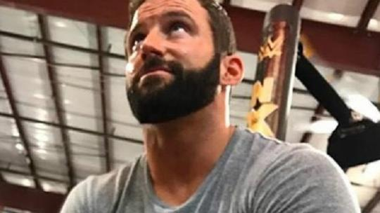 Zack Ryder back in the ring for first time since ACL surgery