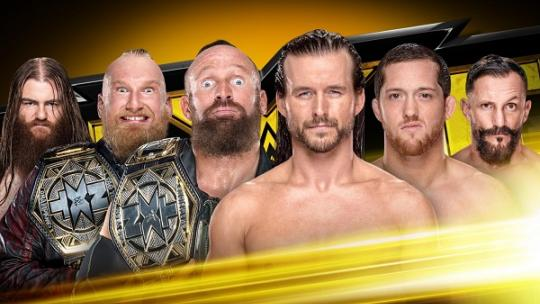 NXT TV Preview For 10/18/2017