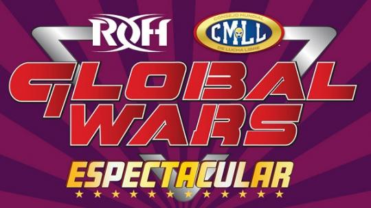 ROH Global Wars Espectacular Night 2 Results From Villa Park, Illinois (9/7/2019)