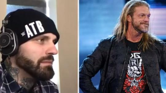 "Edge Talks About Making Long-Awaited WrestleMania Return On ""WWE: ATB"""